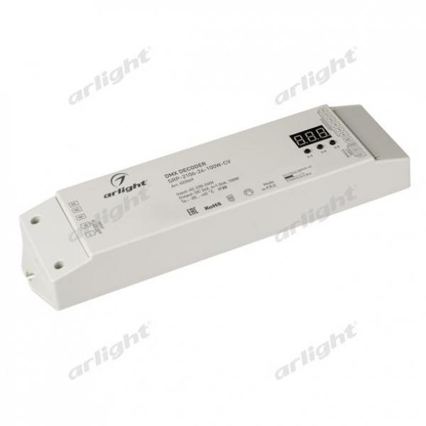 Декодер DMX-SRP-2106-24-100W-CV (220V, 24V, 100W)