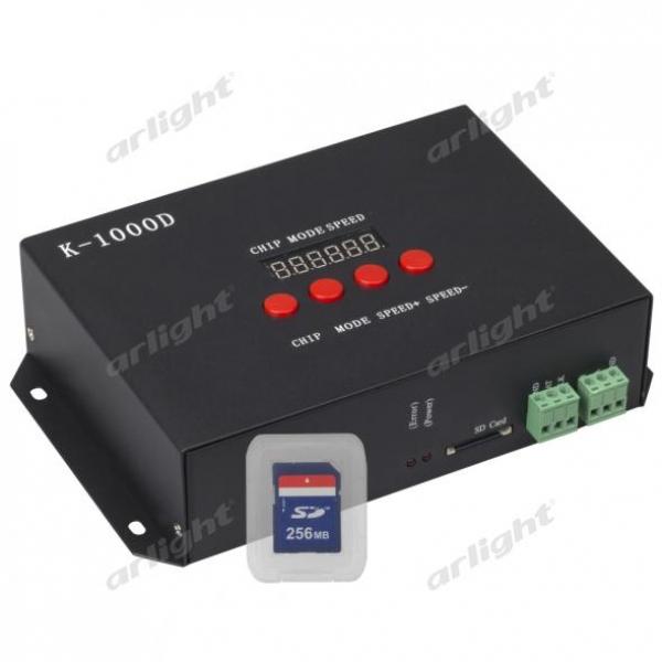 Контроллер DMX K-1000D (SD-card, 512 pix)