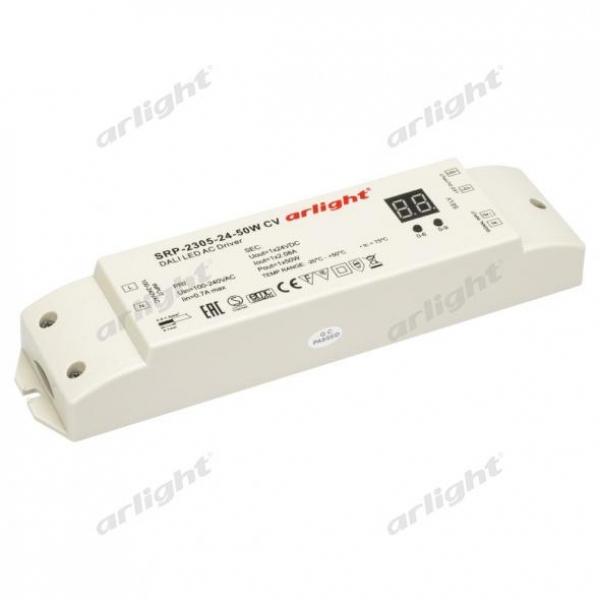 Диммер DALI-SRP-2305-24-50W-CV (220V, 24V, 50W)