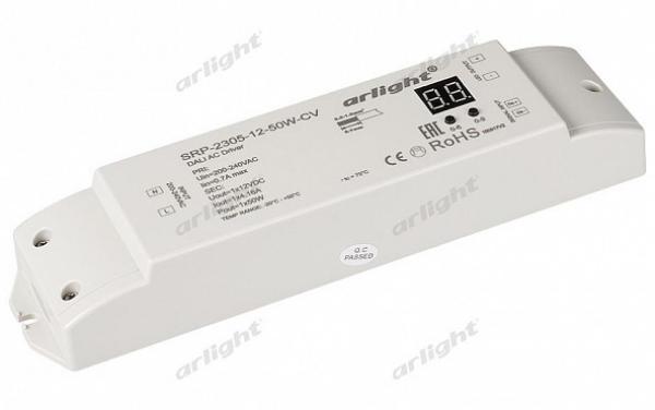 Диммер DALI-SRP-2305-12-50W-CV (220V, 12V, 50W)