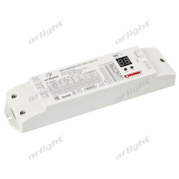 Диммер DALI-SRP-2305-50W-CC (220V, 200-1500mA)
