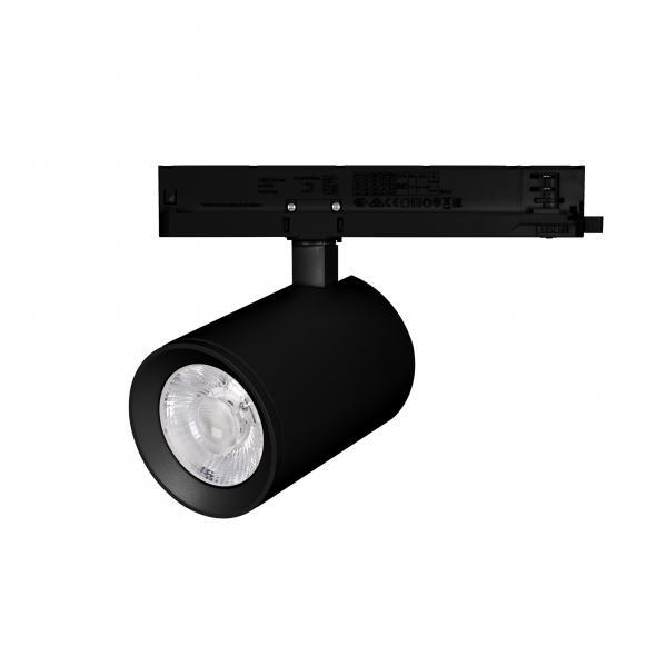 Светильник LGD-NIKA-4TR-R100-30W White6000 (BK, 24 deg, 230V)