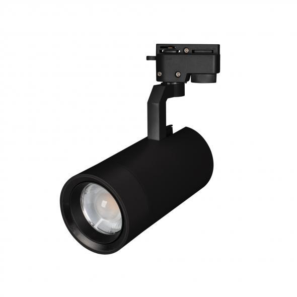 Светильник LGD-GELIOS-2TR-R95-40W Warm3000 (BK, 20-60 deg, 230V)