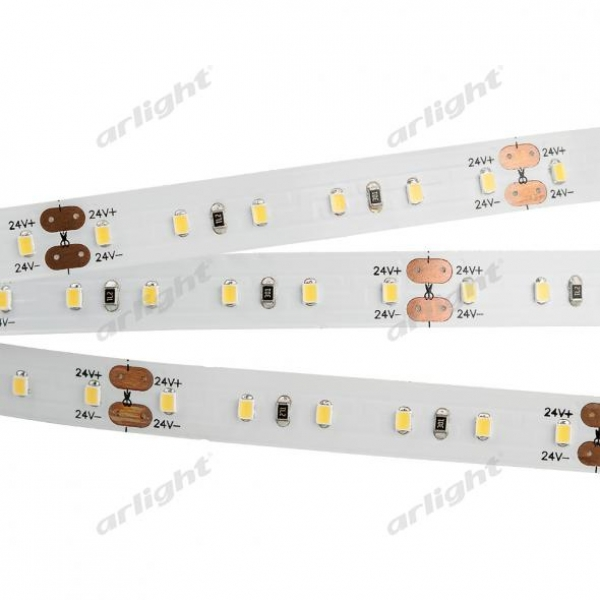 Лента MICROLED-5000HP 24V White5500 8mm (2216, 120 LED/m, LUX)