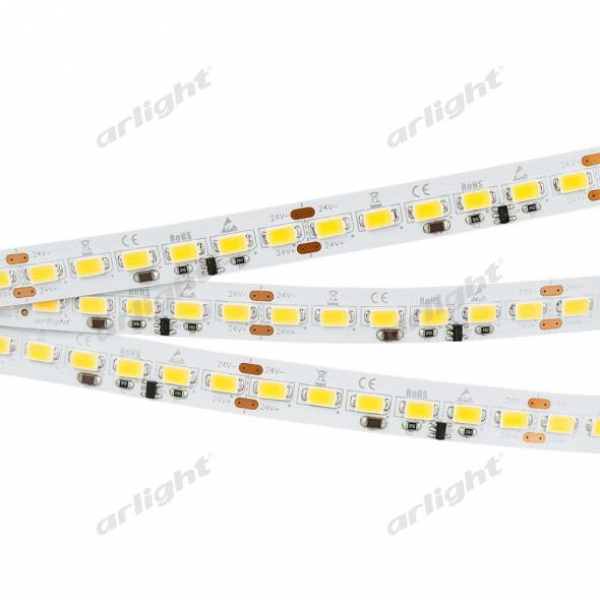 Лента IC2-5000 24V Warm2700 4xH (5630, 600 LED, LUX)