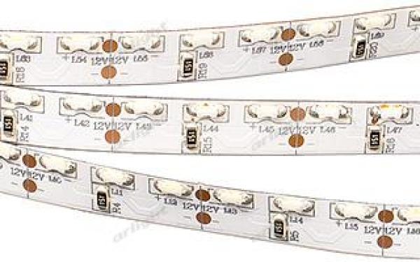 Лента RS 2-5000 12V Warm 2x (335, 600 LED)