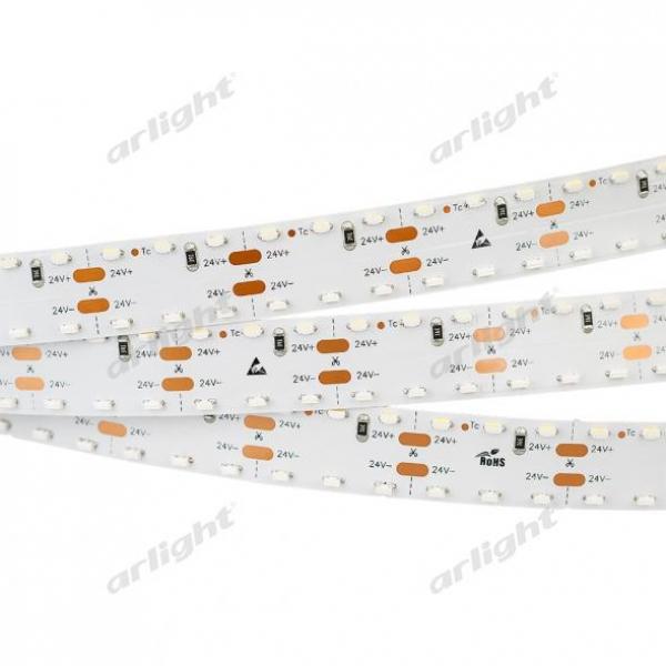 Лента RS 2-5000 24V Warm2700 2x2 15mm (3014, 240 LED/m, LUX)