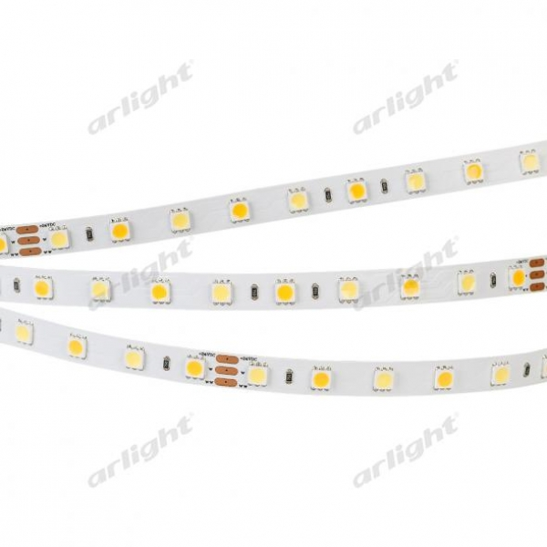 Лента RT 6-5000 24V White-MIX 2x (5060, 60 LED/m, LUX)