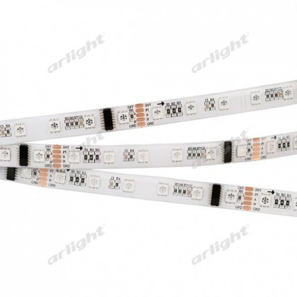 Лента DMX-5000SE 24V RGB (5060, 300 LEDx6)