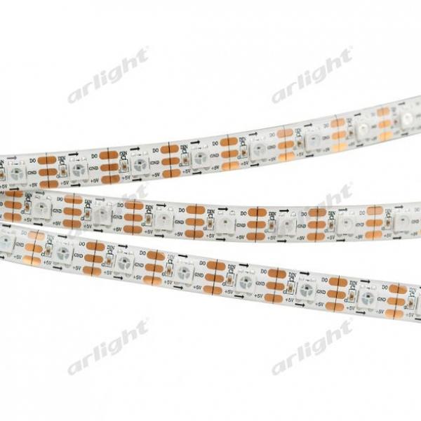 Лента SPI-5000SE-AM 5V RGB (5060, 300 LED x1, 2812)