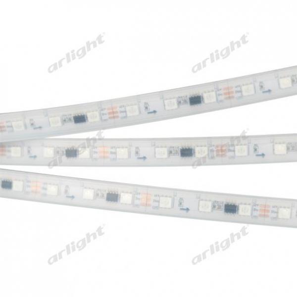 Лента SPI 2-5000P 12V RGB 2x (5060, 300 LED x3)