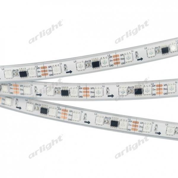 Лента SPI 2-5000GR 12V RGB 2x (5060, 300 LED x3)