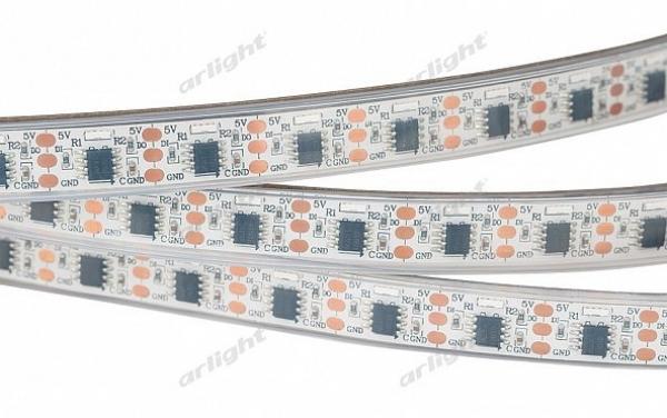 Лента SPI-5000P-Side 5V RGB (335, 300 LED x1,1903)