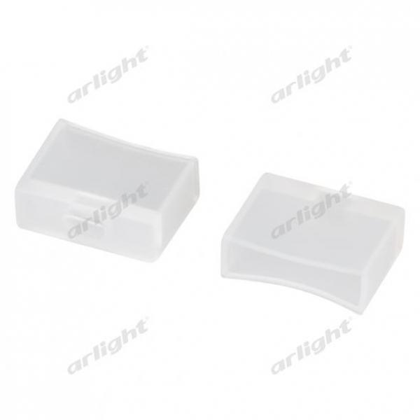 Силиконовая заглушка для лент MONO-10mm (2 отверстия)