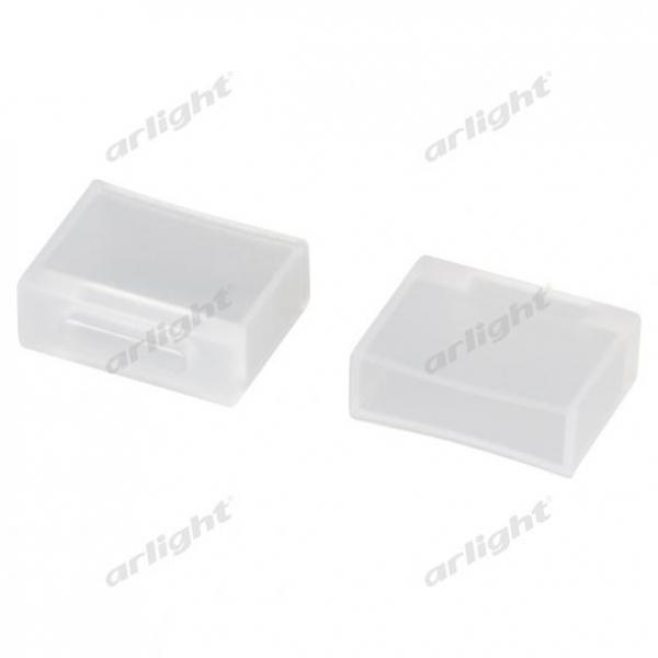 Силиконовая заглушка для лент RGB-10mm (4 отверстия)