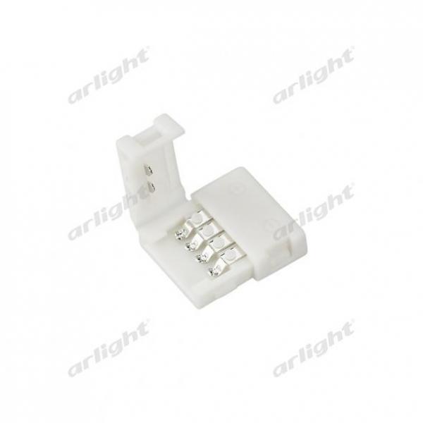 Соединитель FIX-RGB-10mm (4-pin)