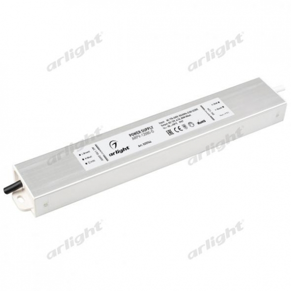 Блок питания ARPV-12080-D (12V, 6.7A, 80W)