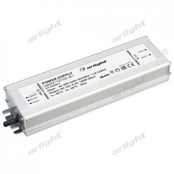 Блок питания ARPV-12100-B1 (12V, 8.3A, 100W)